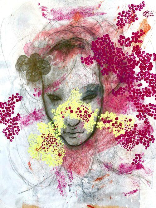 drawing BOTANICALIRIOUS 01