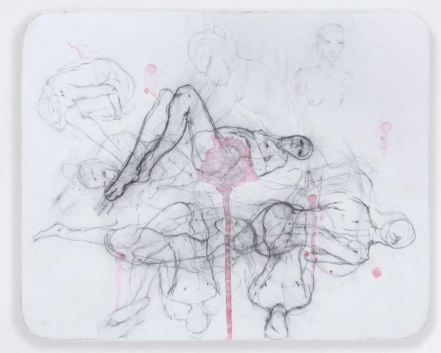 DETROITANIC drawing